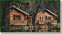 BC fishing cabins