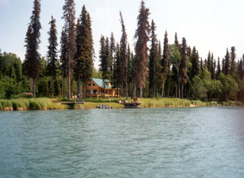 Kenai River Shore Fishing