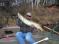 Wisconsin Muskie Fishing